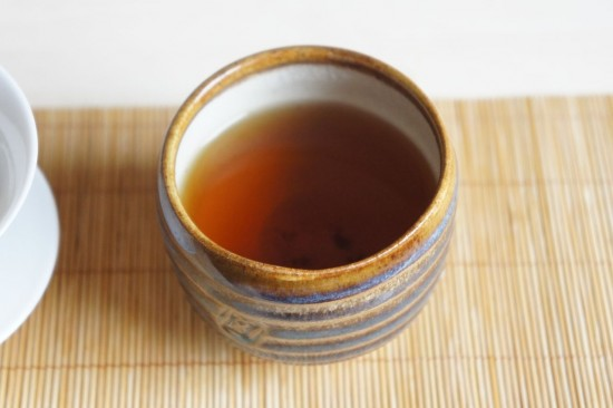 2011 Autumn Jinggu Hong Cha (sun dried)