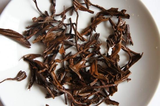 2011 Autumn Jinggu Hong Cha (sun dried)