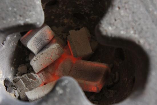 Uhlí, uhlí a bambusové