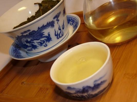 2011 TGY Spring Qing Xiang - nálev